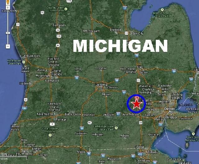 Ann Arbor Pinball Museum location | Michigan Pinball Show Ann