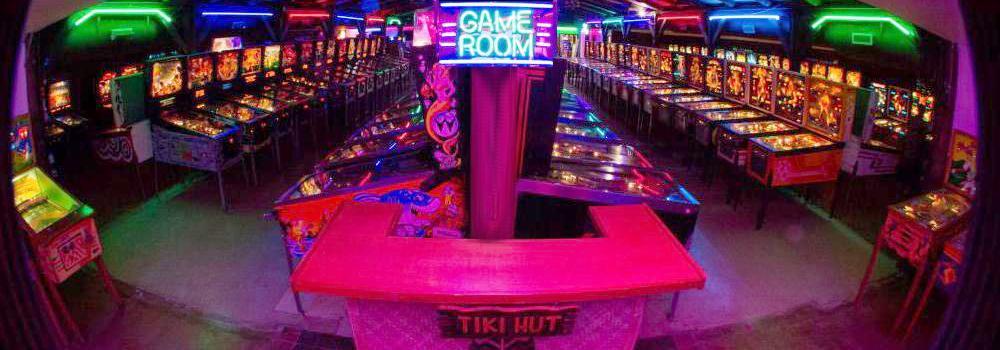 Michigan Pinball Show Ann Arbor VFW & Pinball Museum